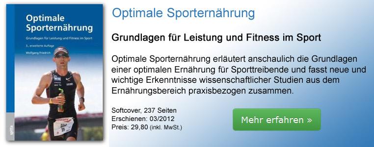 Startseitenslider 2 - Optimale Sporternährung
