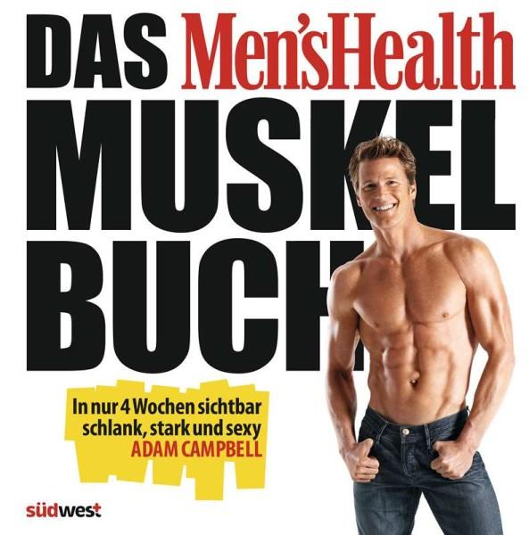 Das Mens Health Muskelbuch