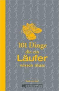 Buch-Cover: 101 Dinge, die ein Läufer wissen muss