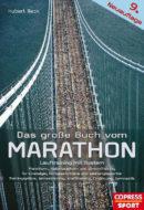 Buch-Cover: Das große Buch vom Marathon - Lauftraining mit System - Marathon-, Halbmarathon und 10-km-Training