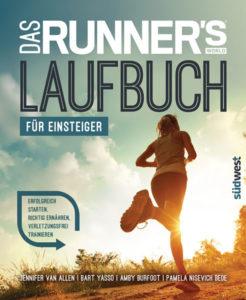 Buch-Cover: Das Runner's World Laufbuch für Einsteiger - Erfolgreich starten, richtig ernähren, verletzungsfrei trainieren
