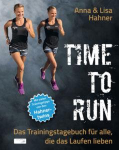 Buch-Cover: Time to Run - Das Trainingstagebuch für alle, die das Laufen lieben