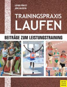 Buch-Cover: Trainingspraxis Laufen - Beiträge zum Leistungstraining