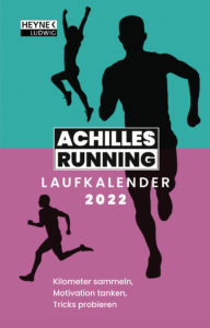 Achilles-Running-Laufkalender 2022